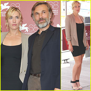 Kate Winslet: 'Carnage' Photo Call in Venice!