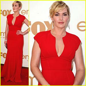 Kate Winslet - Emmys 2011 Red Carpet
