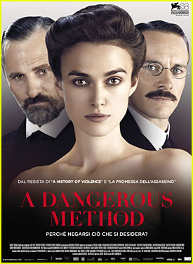 Keira Knightley: 'A Dangerous Method' Posters!