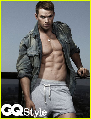 Kellan Lutz Covers 'GQ Style Australia' September 2011