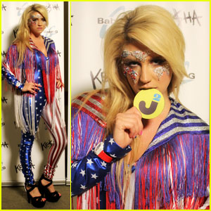 Ke$ha Launches Her Baby-G Watches