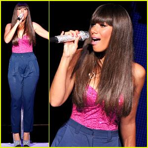 Leona Lewis: Arise Made in Africa Fashion Show Performance!