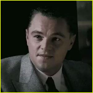Leonardo DiCaprio: 'J. Edgar' Trailer!