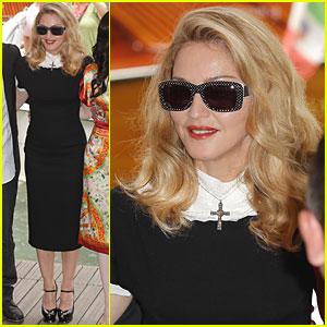 Madonna: 'W.E.' Photo Call!