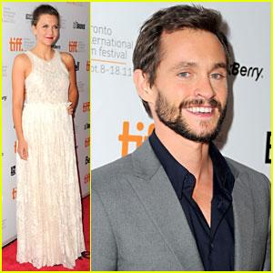 Maggie Gyllenhaal & Hugh Dancy Premiere 'Hysteria'