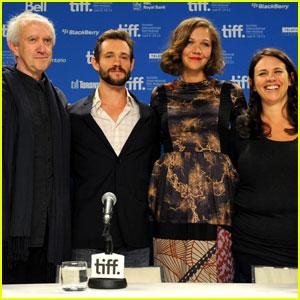 Maggie Gyllenhaal & Hugh Dancy: 'Hysteria' at TIFF!