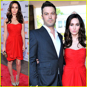 Megan Fox: 'Friends with Kids' Premiere with Brian Austin Green!