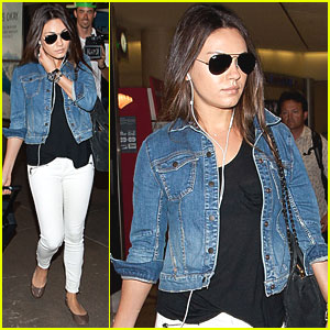 Mila Kunis: 'Friends with Benefits' is Like An Aphrodisiac!