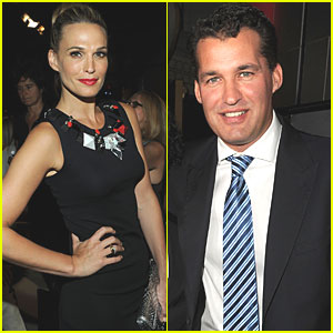 Molly Sims & Scott Stuber: Just Married!