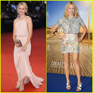 Naomi Watts: Deauville Film Festival Tribute Ceremony!