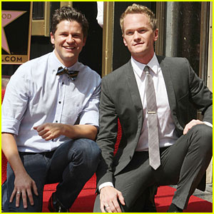 Neil Patrick Harris: Star on Hollywood Walk of Fame!