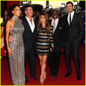 Simon Cowell & Nicole Scherzinger: 'X Factor' Premiere!