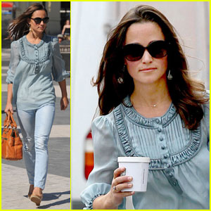 Pippa Middleton's Culinary Background Revealed