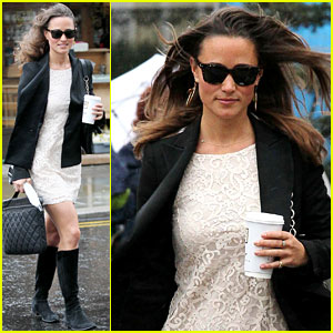 Pippa Middleton: Birthday Girl in London!