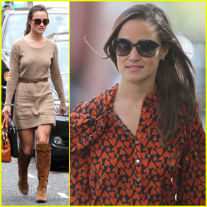 Pippa Middleton: Temperley London 'Was Really Amazing'