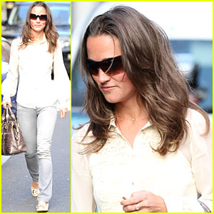 Pippa Middleton: Parking Ticket Blues