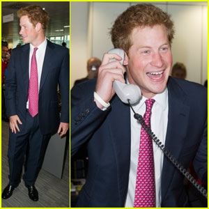 Prince Harry Breaks World Record at BGC Charity Event