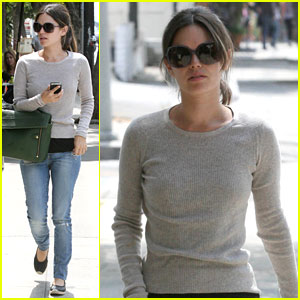 Rachel Bilson Reveals Her Favorite Fall Trends