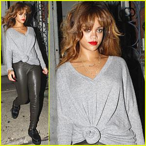 Rihanna: 'X Factor' Guest Judge!