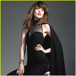 Rose Byrne Wears YSL for 'Elle' Feature
