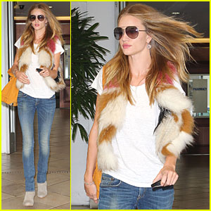 Rosie Huntington-Whiteley: E. Baldi Babe