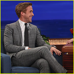 Ryan Gosling Talks Killer Cats in Disneyland