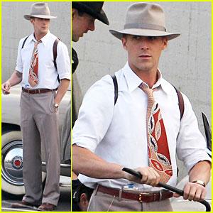 Ryan Gosling: Evan Rachel Wood Dishes on Their Kissing Scene!