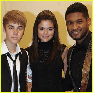 Selena Gomez & Justin Bieber: Georgia Hall of Fame Awards!