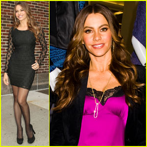 Sofia Vergara: Clothing Collection Launch at Kmart!