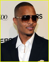 T.I. Celebrates Freedom With Welcome Home Party