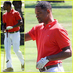 Will Smith Golfs, Jada's Show Gets Canceled