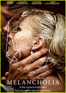Alexander Skarsgard: New 'Melancholia' Poster!
