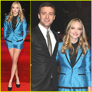 Amanda Seyfried: 'In Time' UK Premiere!