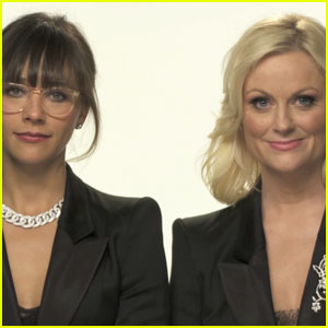 Amy Poehler & Rashida Jones: GLAAD Anti-Bullying PSA