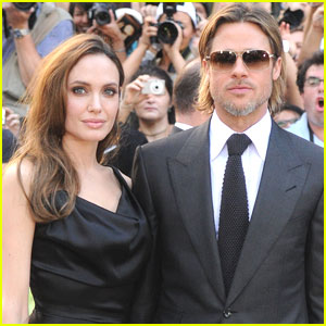 Angelina Jolie & Brad Pitt Donate Toward Somali Aid