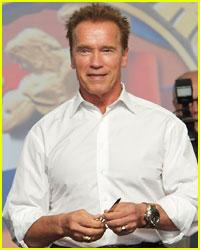 Arnold Schwarzenegger: New Museum Opening