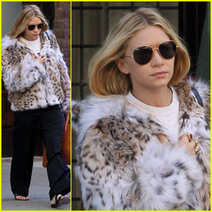 Ashley Olsen: $39,000 The Row Backpack Sells Out!