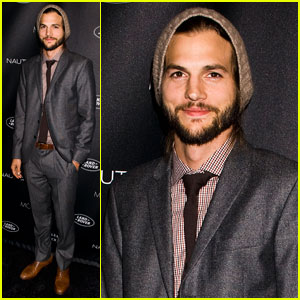 Ashton Kutcher: GQ's Gentlemen's Ball 2011!