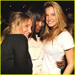 Bar Refaeli & Cameron Diaz: One Night Only at Studio 54!