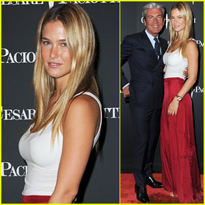 Bar Refaeli: Cesare Paciotti Paris Presentation!