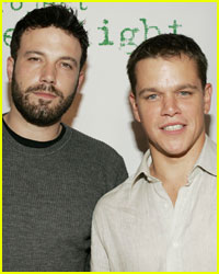 Ben Affleck & Matt Damon: Working Together Again?