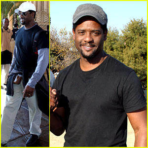 Blair Underwood: African Safari!