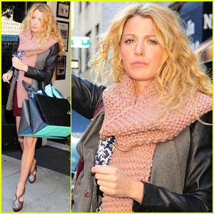Blake Lively: Edit New York Shopping Spree!