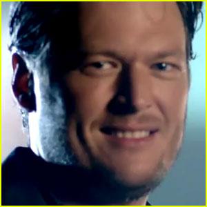 Blake Shelton: 'Footloose' Video Premiere!