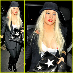 Christina Aguilera: Dance Performance with Matt Rutler!