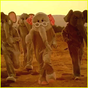 Coldplay: 'Paradise' Video Debut!