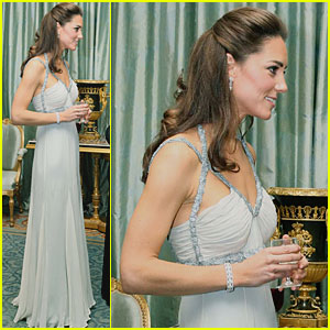 Duchess Kate: In Kind Direct Event at Clarence House!