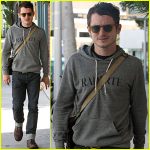 Elijah Wood: A Big Movie, Film, & Video Game Geek!