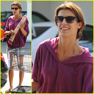 Elisabetta Canalis Spending Time With Mehcad Brooks?