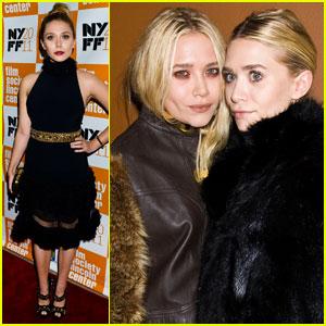 Elizabeth Olsen: 'Martha' at New York Film Festival!